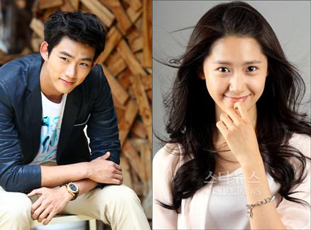 Who is the girlfriend of Taecyeon